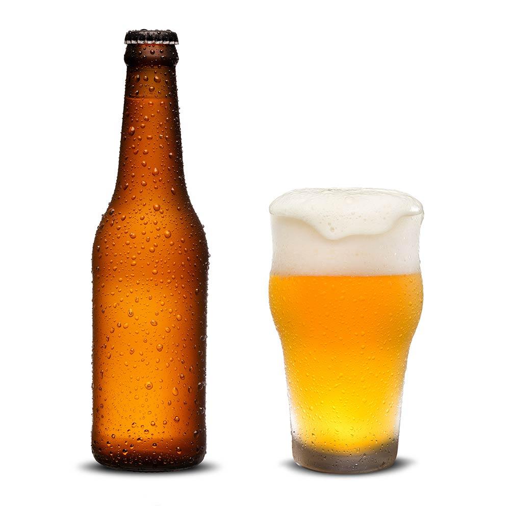 Pale ale olutta tuopissa