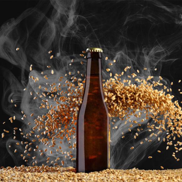Viking Smoked Wheat Malt