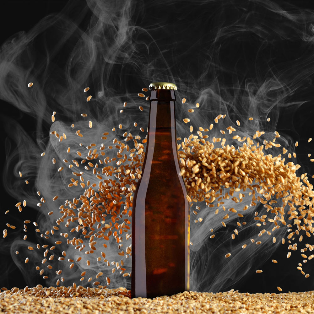 Viking Smoked Wheat Malt