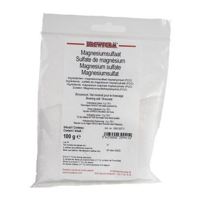 Brewferm magnesiumsulfaatti