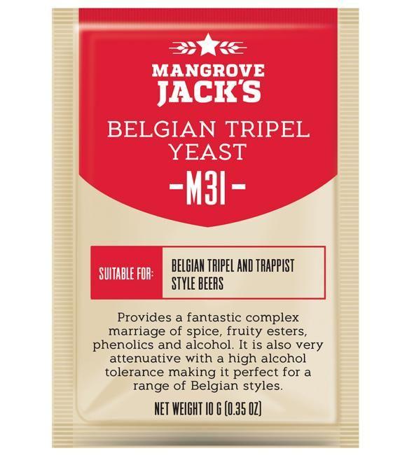 Mangrove Jacks belgialainen tripel hiiva