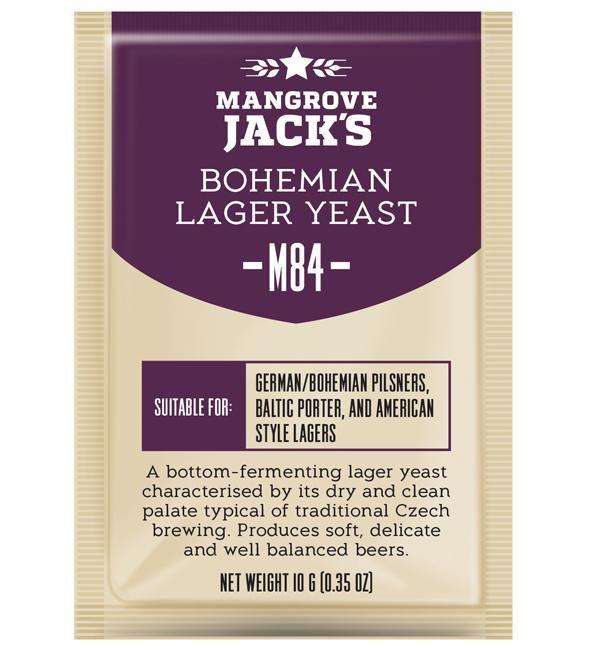 Mangrove Jacks bohemian lager