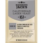 Mangrove Jacks californian lager hiiva