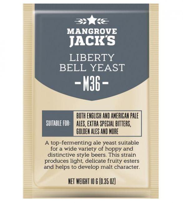 Mangrove Jacks liberty bell hiiva