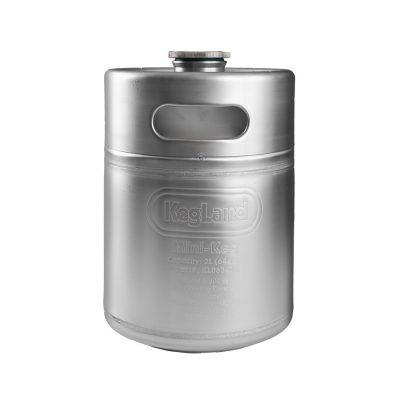 Kegland Mini-Keg 2 litraa
