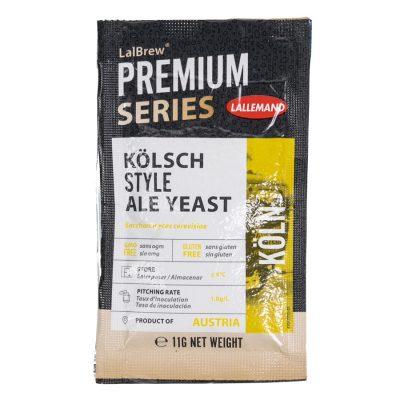 Mallaspuoti Lallemand Kölsch Köln ale hiiva