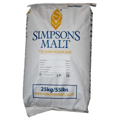 Simpsons Finest Lager Malt 25kg