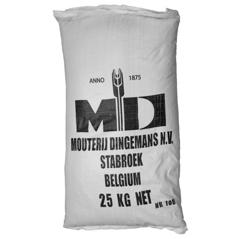 Dingemans Pale Ale Malt 25kg säkki
