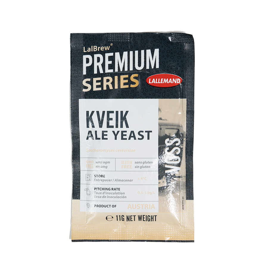 Lallemand Lalbrew Kveik Ale Yeast hiiva