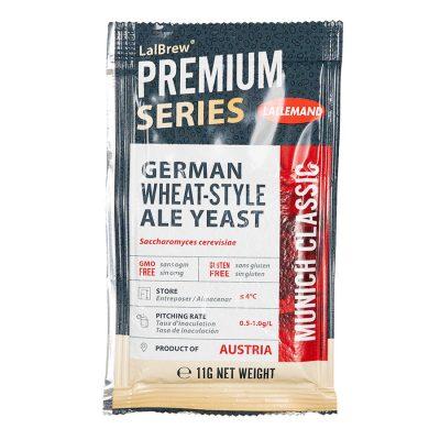Mallaspuoti Lallemand Munich Classic saksalainen vehnäolut kuivahiiva
