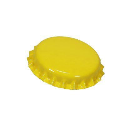 Kruunukorkki keltainen
