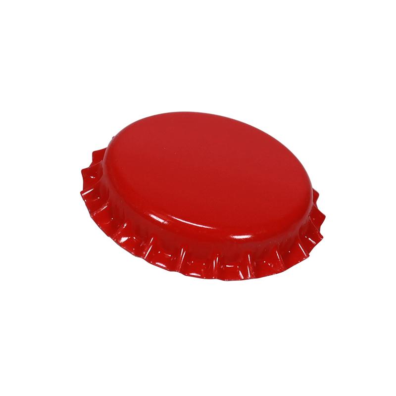 Kruunukorkki punainen