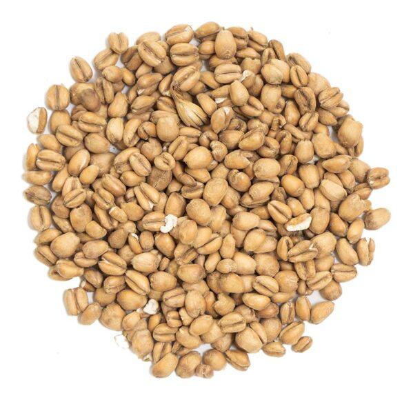 Crisp torrified wheat - mallastamaton vehnä