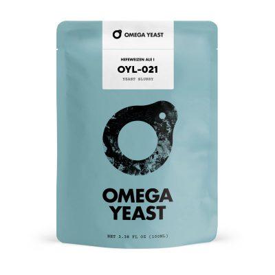 Omega Yeast Hefeweizen Ale OYL-021