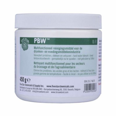 PBW Five Star Pesuaine 450g