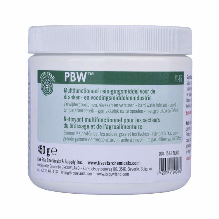 PBW Five Star Pesuaine 450g