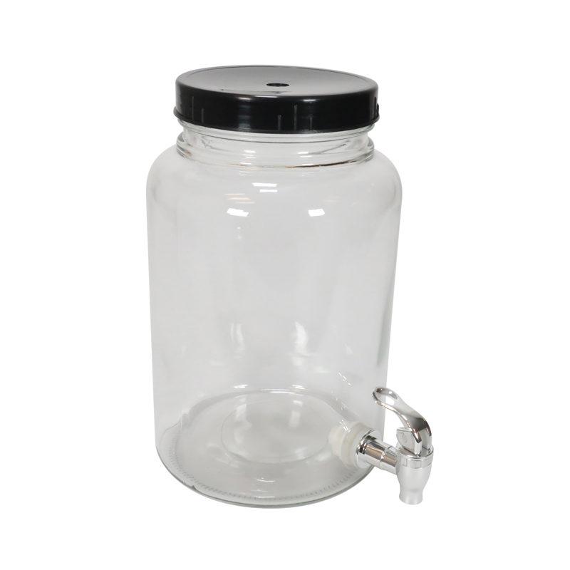 Käymisastia lasia, 5 litraa