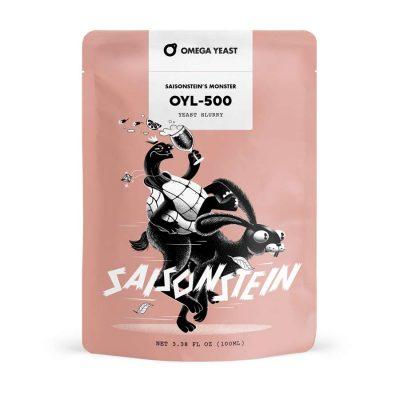 Omega Yeast Saisonstein nestehiiva - OYL-500