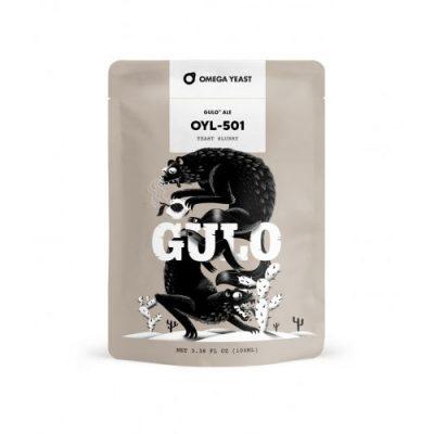 Omega Yeast Gulo Ale nestemäinen oluthiiva