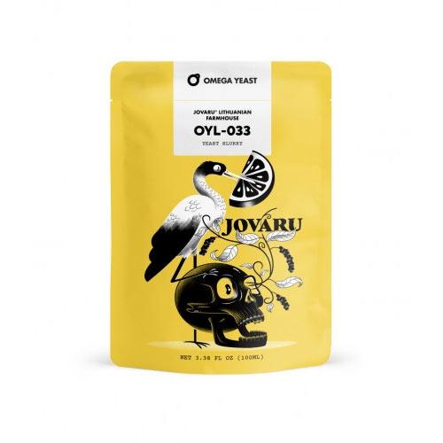 Omega Yeast Jovaru™ Lithuanian Farmhouse nestemäinen oluthiiva