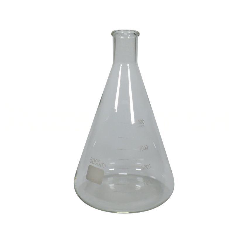 Erlenmeyer pullo 5000 ml