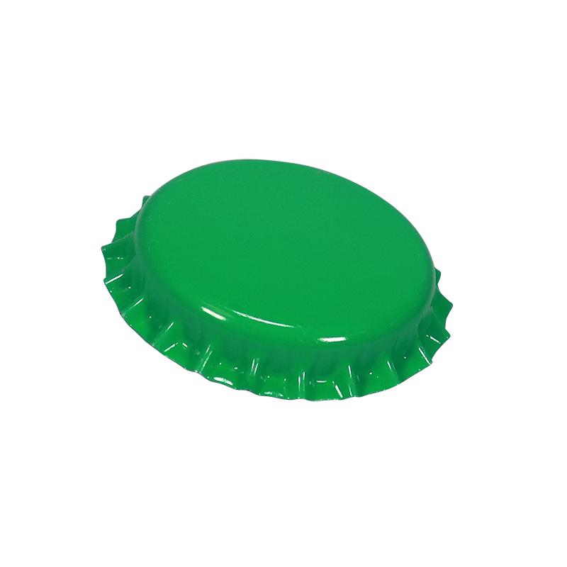 Kruunukorkki vaalean vihreä