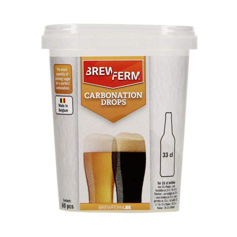 Brewferm Carbonation drops 0,33l pulloille