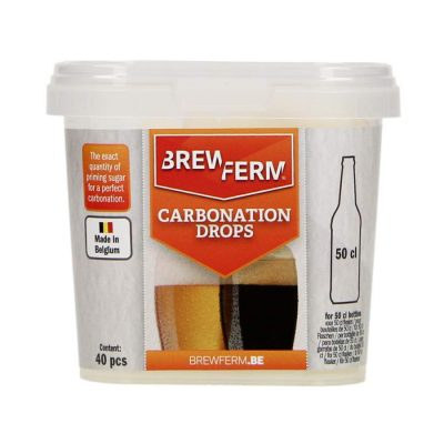 Brewferm Carbonation drops 0,5l pulloille