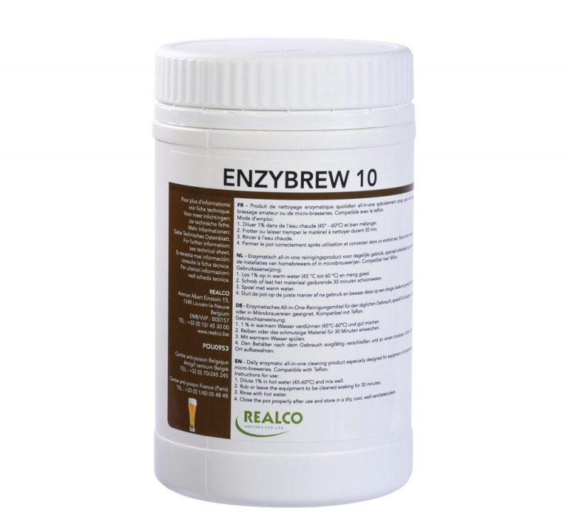 Enzybrew 10 puhdistusaine