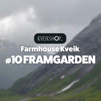 Farmhouse Kveik #10 Framgarden