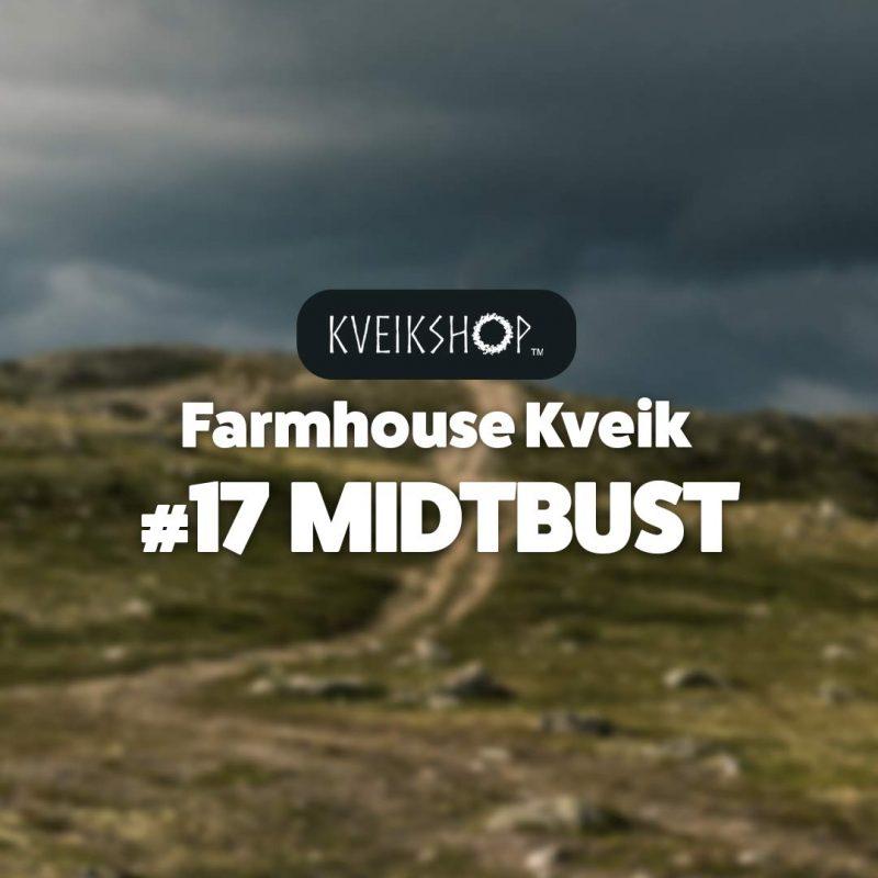 Farmhouse Kveik #17 Midtbust