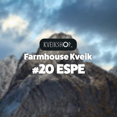 Farmhouse Kveik #20 Espe