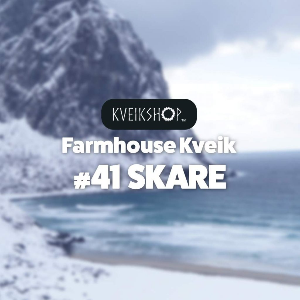 Farmhouse Kveik #41 Skare