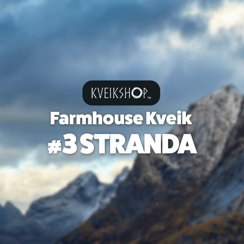 Farmhouse Kveik #3 Stranda