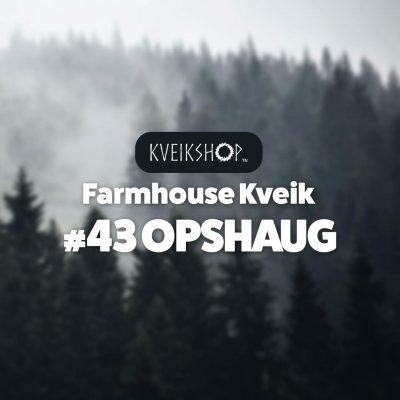 Farmhouse Kveik #43 Opshaug