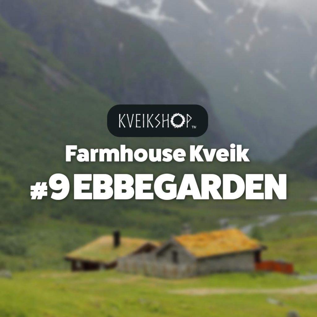 Farmhouse Kveik #9 Ebbegarden