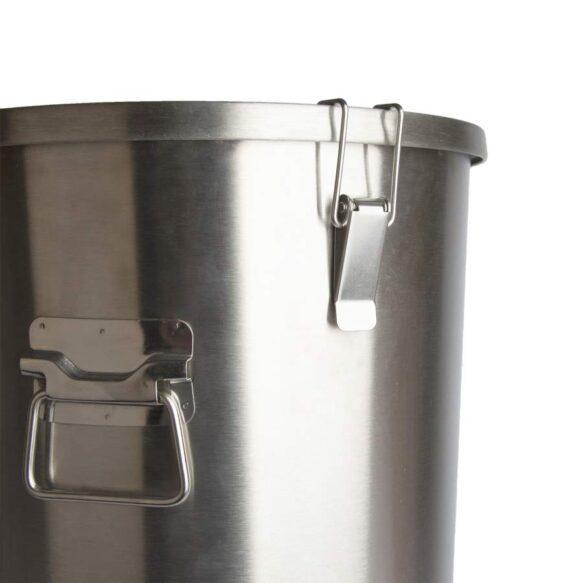 Brew Monk käymisastia 30 litraa ruostumattomasta teräksestä