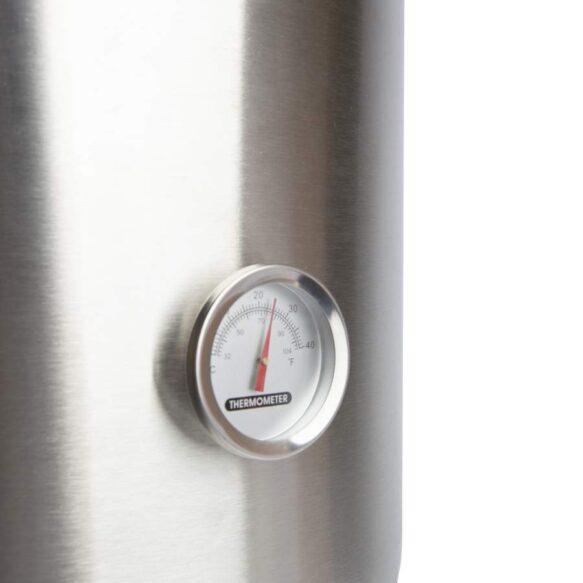 Brew Monk käymisastia lämpömittarilla