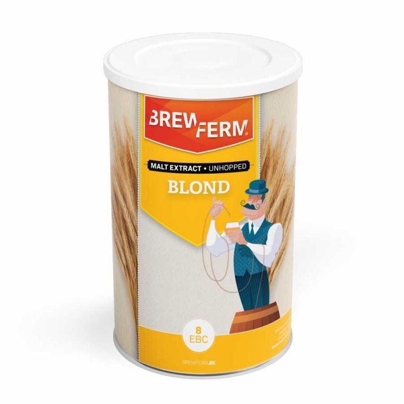 Nestemäinen mallasuute Brewferm light 1,5kg