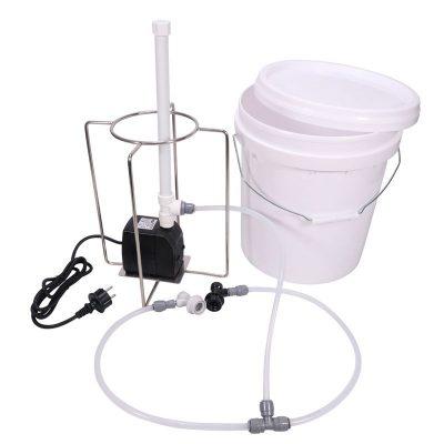Bucket Blaster käymisastioiden ja kegien pesuun