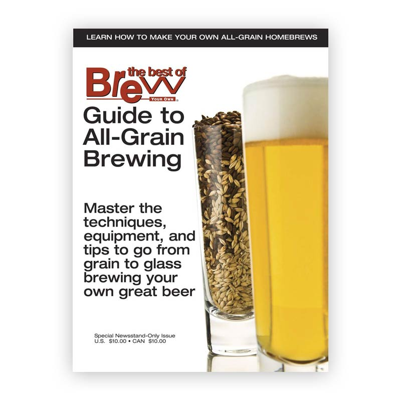 Brew your own - Guide to all grain brewing
