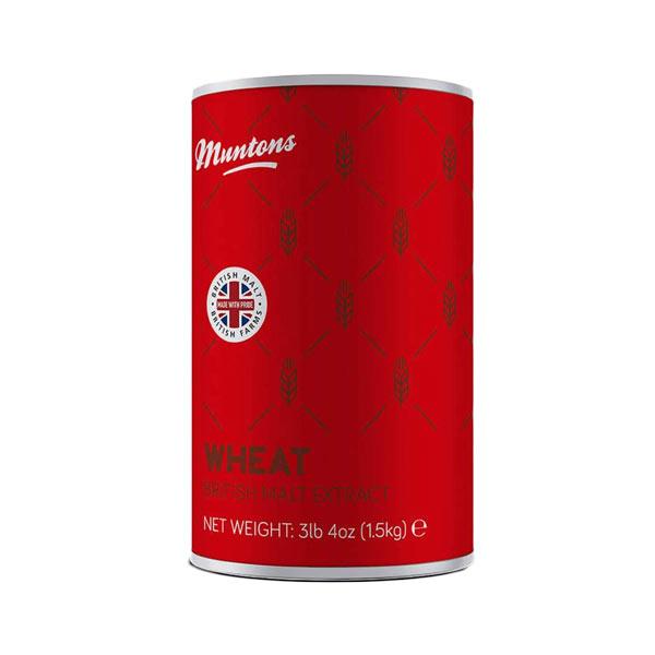 Nestemäinen mallasuute Muntons Wheat 1,5kg
