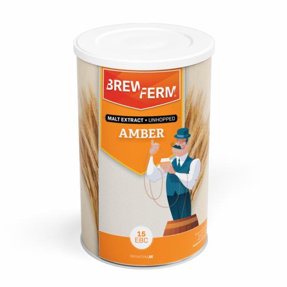Nestemäinen mallasuute Brewferm medium 1,5kg
