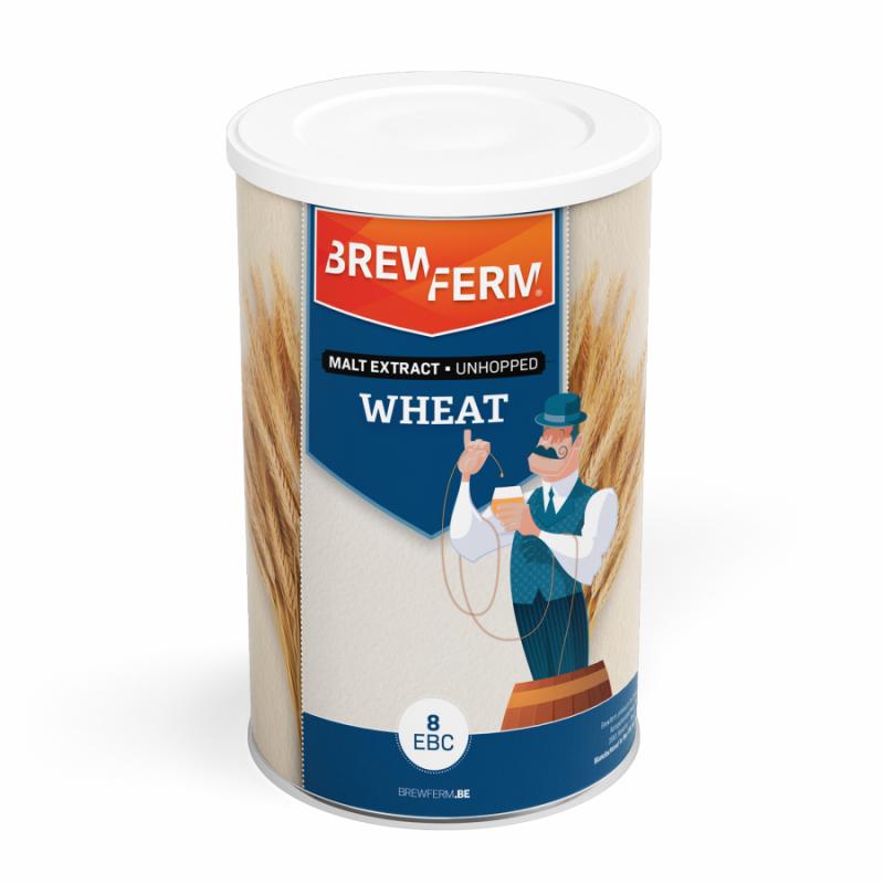 Nestemäinen mallasuute Brewferm wheat 1,5kg