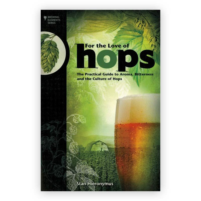 Stan Hieronymus for the love of the hops
