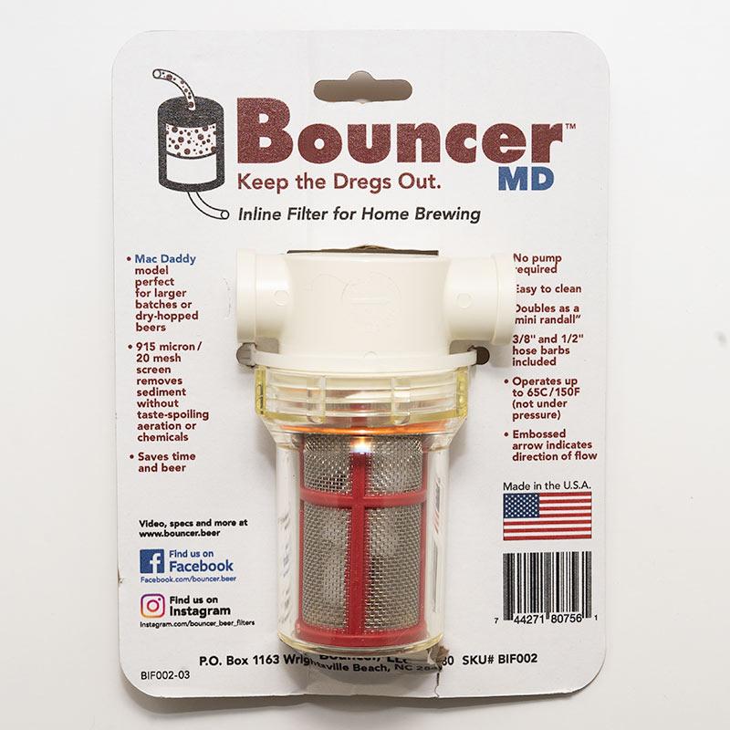 Bouncer Mac Daddy inline filter linjasuodatin oluelle