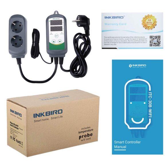 inkbird-itc-308-WIFI-tuotepakkaus