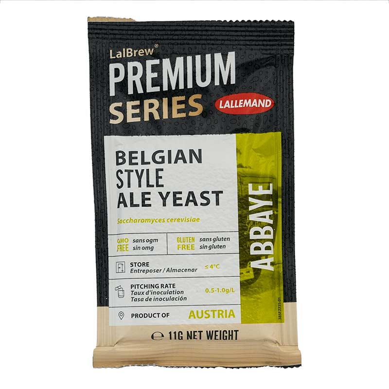 Lallemand Abbaye Belgian Style Ale Yeast