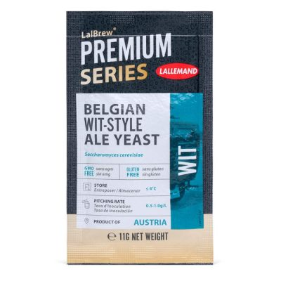 LALLEMAND LalBrew® Premium dried oluthiiva Wit - 11 g
