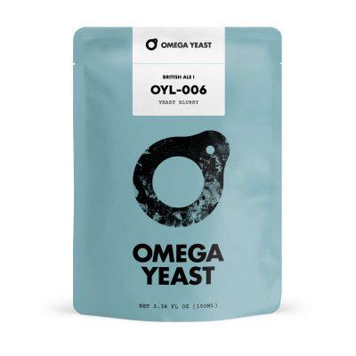 Omega Yeast British Ale I - OYL-006